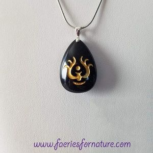 Jewelry - Laputa Castle in the Sky Necklace/Sheeta Amulet